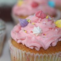 Nappage pour cupcakes